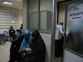 Providing medical care for Syrian refugees in Tripoli