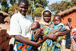 Internally displaced persons in Bria, Haute Kotto, Central African Republic