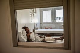 Haiti, Tabarre, Yann Libessart / MSF, March 2012.