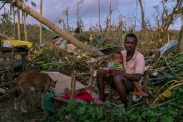 Hurricane Matthew Devastation in Haiti