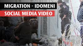 Migration - Idomeni - Facebook - EN