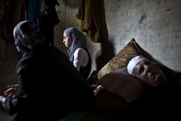 Lebanon - Syrian refugees - February 2013 - Michael Goldfarb